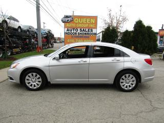 Used 2012 Chrysler 200 Low Kilometers | Aux Input for sale in North York, ON