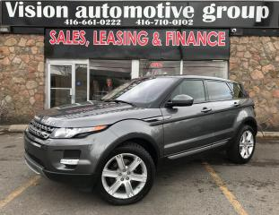 Used 2015 Land Rover Evoque Pure Plus for sale in North York, ON