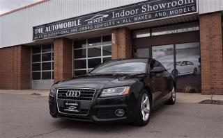 Used 2010 Audi A5 BLACK FRIDAY SALE! 2.0L Premium S-LINE QUATTRO for sale in Mississauga, ON