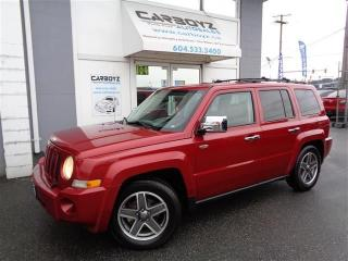 Used 2009 Jeep Patriot North Edition 4WD, Heated Seats, Bluetooth for sale in Langley, BC