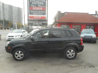 Used 2008 Hyundai Tucson GL for sale in Scarborough, ON