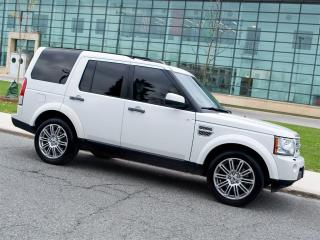 Used 2013 Land Rover LR4 HSE LUX NAVI REARCAM PANOROOF for sale in Scarborough, ON