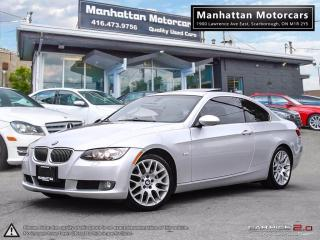 Used 2007 BMW 328i Coupe 328xi COUPE SPORT PKG |LEATHER|SUNROOF|PHONE for sale in Scarborough, ON