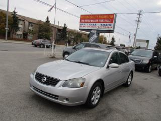 Used 2006 Nissan Altima 3.5 SL for sale in Scarborough, ON