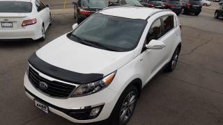 Used 2014 Kia Sportage SX- GDY-  AWD for sale in Hamilton, ON
