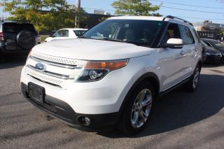 Used 2011 Ford Explorer LIMITED for sale in North York, ON