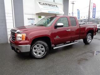 Used 2013 GMC Sierra 1500 SLE Z71 4x4 Kodiak, Ext. Cab, 6.5 Ft. Box for sale in Langley, BC