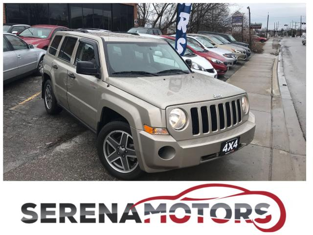 2009 Jeep Patriot NORTH | 4X4 | ONLY 52K | ONE OWNER | NO ACCIDENTS