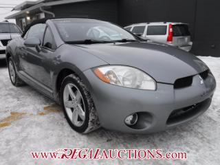 Used 2008 Mitsubishi ECLIPSE  2D CONVERTIBLE for sale in Calgary, AB