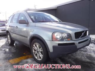 Used 2004 Volvo XC90 AWD  4D UTILITY for sale in Calgary, AB