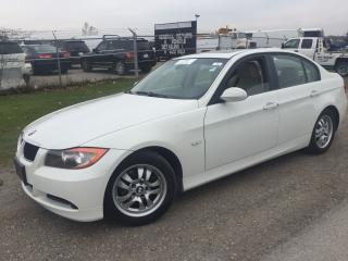 Used 2007 BMW 3 Series 323i AUTO,AIR,POWER GROUP for sale in Mississauga, ON