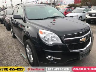 Used 2014 Chevrolet Equinox 2LT | NAV | AWD | LEATHER ONE OWNER for sale in London, ON
