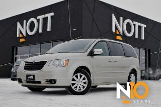 Used 2010 Chrysler Town & Country Touring *DVD*Backup Cam*Sunroo for sale in Winnipeg, MB