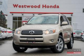 Used 2007 Toyota RAV4 BASE for sale in Port Moody, BC