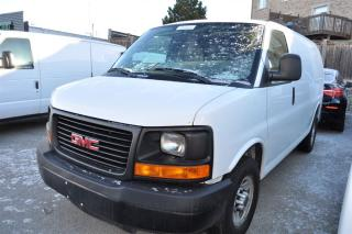 Used 2012 GMC Savana chevrolet 2500 certified and e-test for sale in Aurora, ON