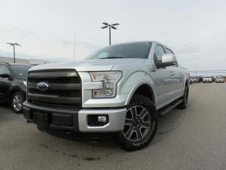 Used 2015 Ford F-150 *CPO* LARIAT EcoBoost 3.5L 1.9% APR FREE WARR... for sale in Midland, ON
