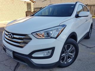 Used 2015 Hyundai Santa Fe Sport 2.4-FWD-One owner-Super clean for sale in Mississauga, ON