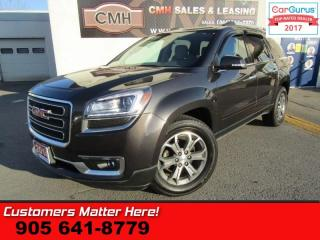 Used 2014 GMC Acadia SLT2  BLINDSPOT, LEATHER, COOLED SEATS, BOSE, CAMERA for sale in St Catharines, ON
