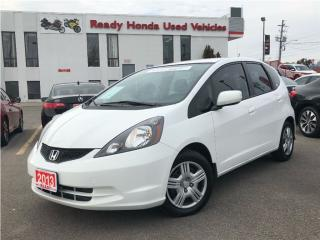 Used 2013 Honda Fit LX - Bluetooth - NEW TIRES for sale in Mississauga, ON