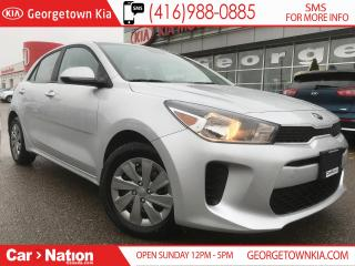 Used 2018 Kia Rio5 LX+ | $116 BI-WEEKLY | 3 LEFT | HTD STEERING | for sale in Georgetown, ON