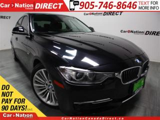 Used 2012 BMW 328i | NAVI| SUNROOF| LEATHER| BACK UP CAMERA| for sale in Burlington, ON