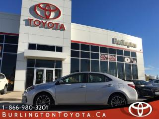 Used 2014 Toyota Corolla SPORT SUNROOF for sale in Burlington, ON
