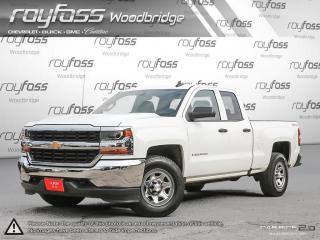 Used 2016 Chevrolet Silverado 1500 WT for sale in Woodbridge, ON