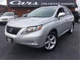 Used 2011 Lexus RX 350 | NO ACCIDENTS | CAMERA | ROOF | LOW MILEAGE ... for sale in St Catharines, ON
