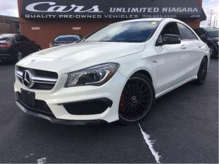 Used 2015 Mercedes-Benz CLA-Class CLA45 AMG 4MATIC for sale in St Catharines, ON