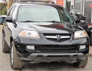 Used 2006 Acura MDX w/Tech Pkg for sale in Etobicoke, ON