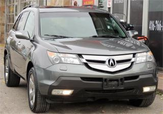 Used 2008 Acura MDX Elite Pkg for sale in Etobicoke, ON