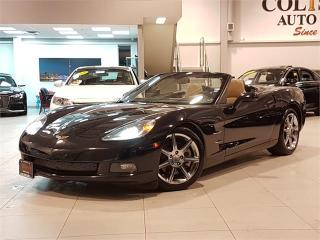 Used 2005 Chevrolet Corvette CONVERTIBLE-6 SPEED for sale in York, ON