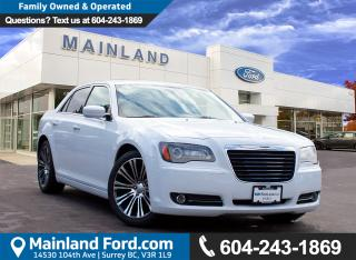Used 2013 Chrysler 300 S LOCAL for sale in Surrey, BC