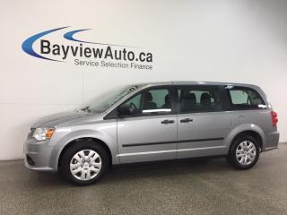Used 2017 Dodge Grand Caravan SE- 3.6L|STOW 'N GO|ECO MODE|26 KM|DUAL CLIMATE! for sale in Belleville, ON