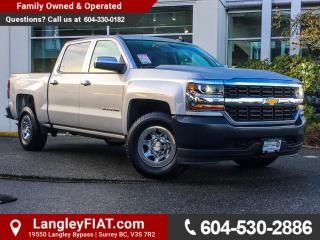 Used 2017 Chevrolet Silverado 1500 LS NO ACCIDENTS, B.C OWNED for sale in Surrey, BC