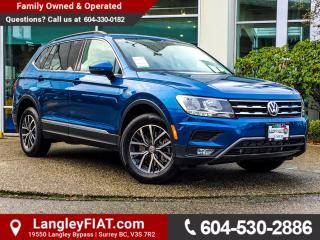 Used 2018 Volkswagen Tiguan Comfortline NO ACCIDENTS, B.C OWNED for sale in Surrey, BC