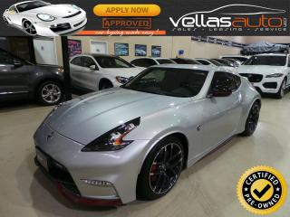 Used 2017 Nissan 370Z Nismo NISMO| NAVIGATION| 6SPEED for sale in Woodbridge, ON