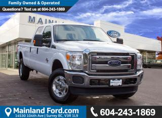 Used 2016 Ford F-350 XLT NO ACCIDENTS, LOCAL for sale in Surrey, BC