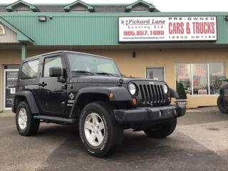 Used 2010 Jeep Wrangler SPORT for sale in Bolton, ON