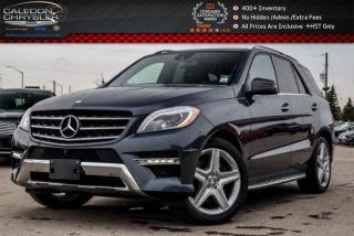Used 2015 Mercedes-Benz ML-Class ML 350 BlueTEC|4Matic|Navi|Dual Pan Sunroof|Backup Cam|Bluetooth|19