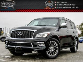 Used 2017 Infiniti QX80 Limited|4x4|7 Seater|Navi|Sunroof|DVD|Backup Cam|Bluetooth|R-Start|22