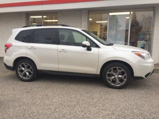 Used 2015 Subaru Forester 2.5i Limited Package Sold Pending Customer Pick Up...Bluetooth, Back Up Camera, Navigation, and More!!! for sale in Waterloo, ON