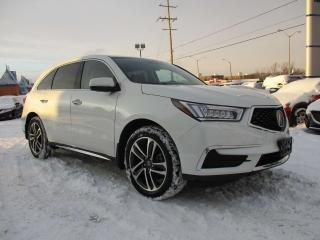 Used 2017 Acura MDX Navigation Package for sale in Kingston, ON