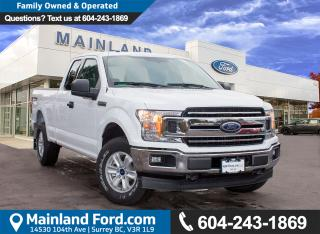 Used 2018 Ford F-150 XLT LOCAL, NO ACCIDENTS, LOW KMS for sale in Surrey, BC