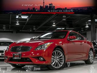 Used 2013 Infiniti G37 X XS NAVI|REAR CAM|ADAPTIVE CRUISE SONAR|BOSE|LOADED for sale in North York, ON