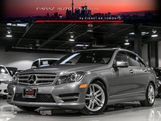 Used 2013 Mercedes-Benz C 300 NAVI|BLINDSPOT|PARKING SENSORS|LED for sale in North York, ON