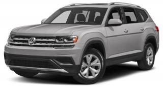 New 2018 Volkswagen ATLAS 3.6 FSI Execline for sale in Surrey, BC