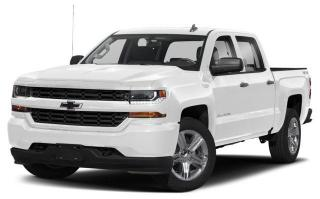 New 2018 Chevrolet Silverado 1500 Silverado Custom for sale in Port Coquitlam, BC