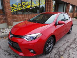 Used 2016 Toyota Corolla LE Alloys and Sunroof for sale in Woodbridge, ON