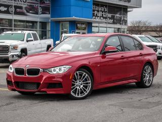 Used 2014 BMW 335xi 335XI, M-SPORT, AUTO, MELBOURNE RED !!!! for sale in Ottawa, ON